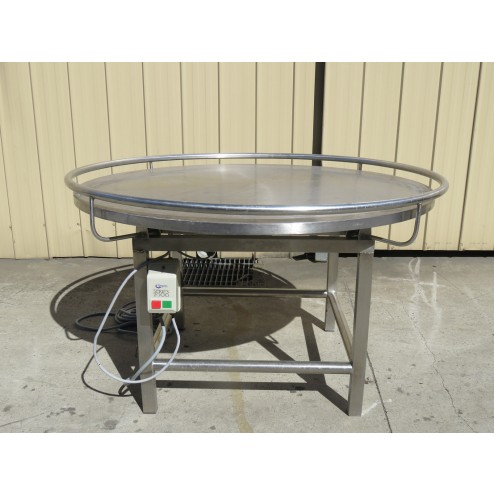 Stainless Steel 1200mm Lazy Susan Rotary Table