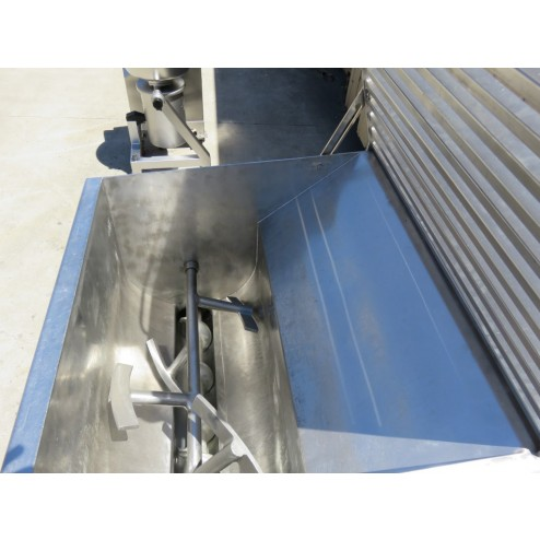 Thompson 200L Mixer Mincer