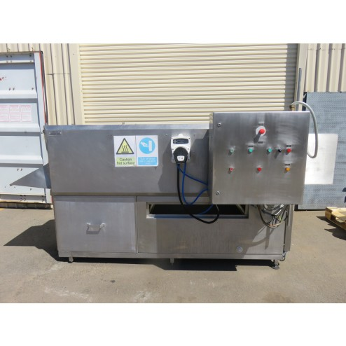 Mafo 250 S Tray & Crate Washer