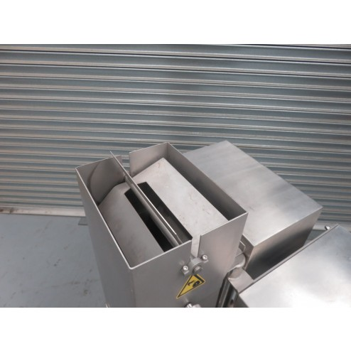 Used Shredamatic Industrial Cooked Meat Shredder