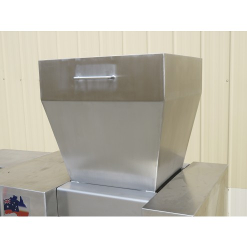 Stainless Steel Industrial Shredder & Bone Breaker