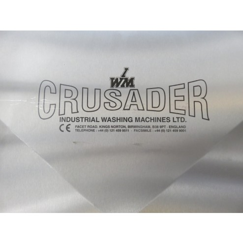 Crusader Tote Bin Washer -2008