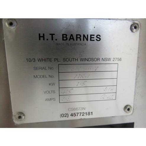 Barnes MK-1 Bandsaw