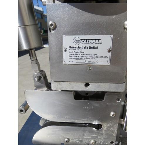 Cryovac Rheem Vacuum Single Clipper