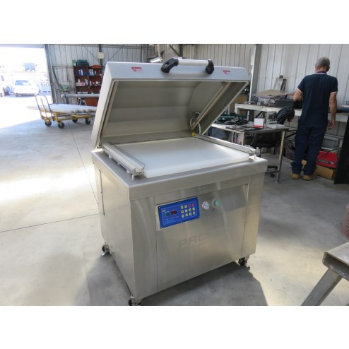 Demo PACIFIC 800 Single Chamber Vacuum Packaging Machine With Busch 100m3/h Pump