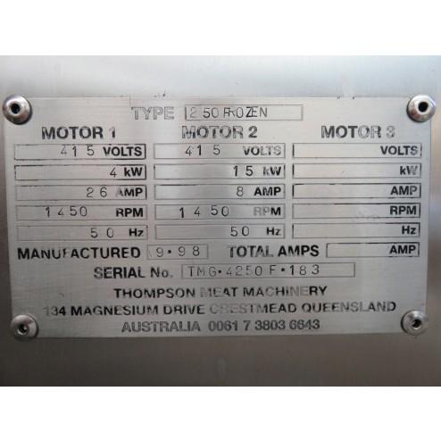 Thompson 4250 Frozen Mixer/Mincer