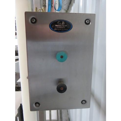 G&B Stainless Box/Carton Elevator
