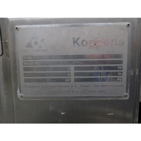 Koppens Teflon Grill BG 1800/600