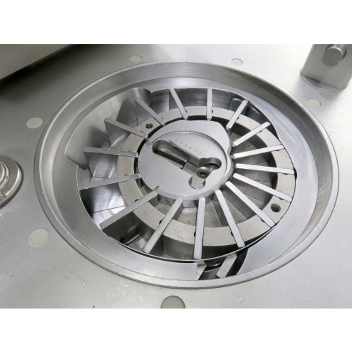 Handtmann VF200B Vacuum Filler with Lifter - 14007
