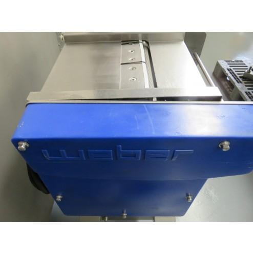 Weber Mobile Skinning Machine A-VH 400