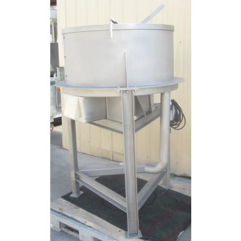 Custom Built Stainless Steel Organ washer