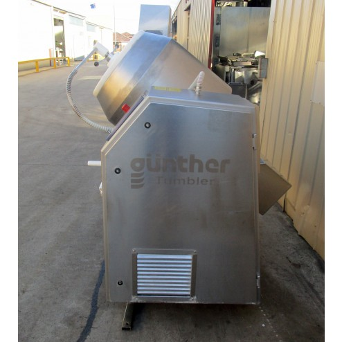 Gunther GPA 150 K Mobile Vacuum Tumbler with refrigerated brine cooling