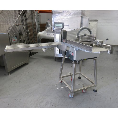 Bizerba A406 FB Fully Automatic Slicer