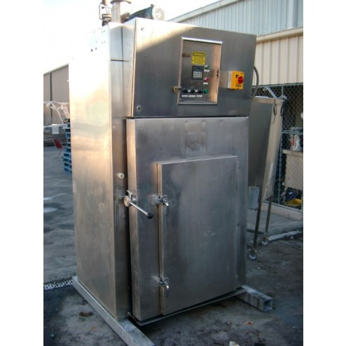 MAURER Cage Smoke Oven with Wash Down Cycle