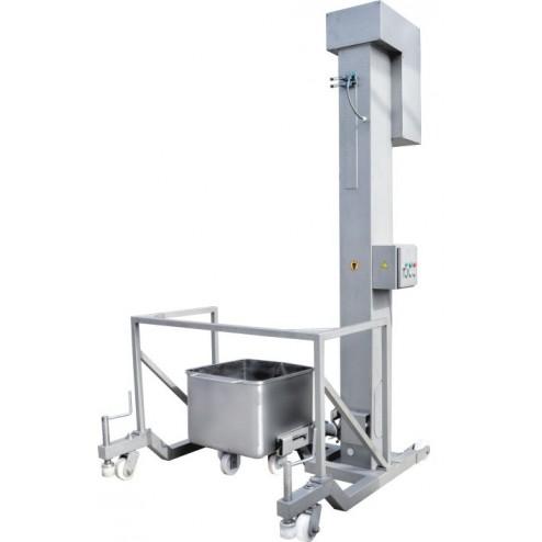 PACIFIC Mobile Bin Lifter Attachment