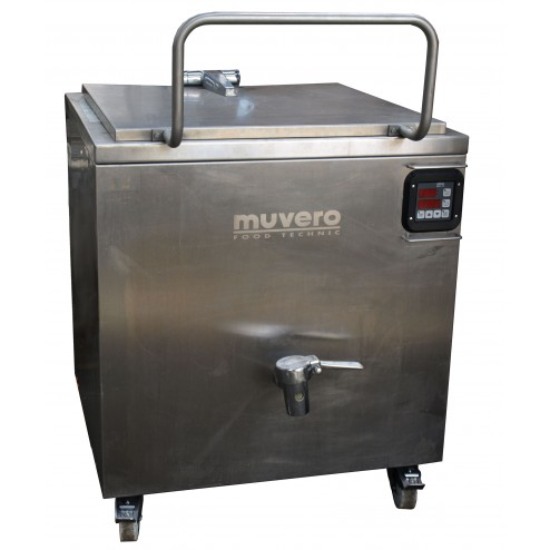 Muvero 200L cooking Kettle