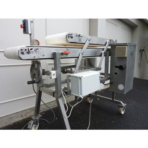 HBK 300mm Flattening Machine