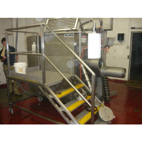 PALMIA 600L Mixer/Mincer With 200mm Auger