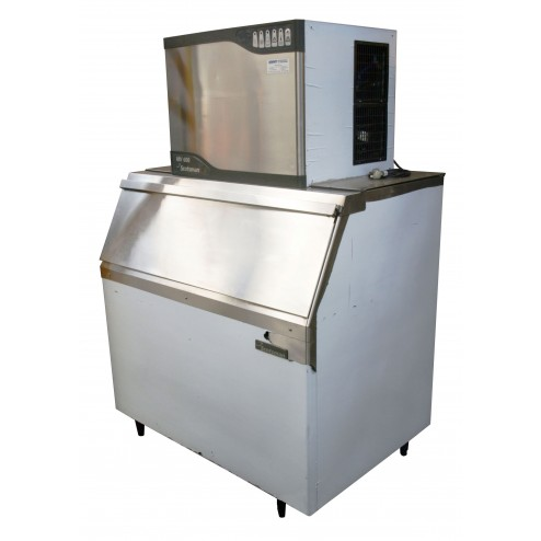 Scotsman MVH600 High Production Half Dice Ice Maker