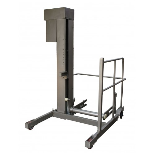 PACIFIC E-II Mobile Bin Lifter