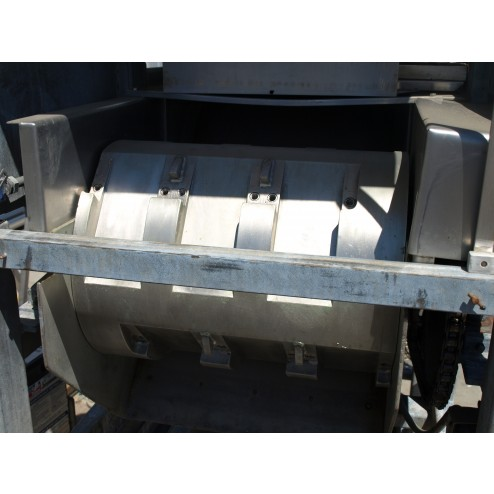 GMC Super Slicer 4598 Frozen Block Flaker