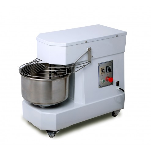 PACIFIC 40L Spiral Dough Mixer - 2 Speed