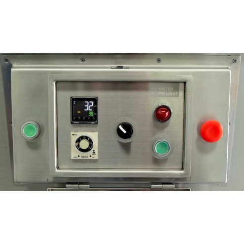 PACIFIC 800 Vacuum Packer & Dip Tank Bundle