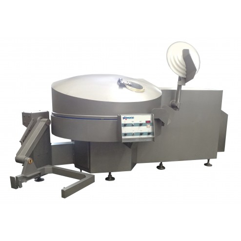 PACIFIC 3300L Vacuum Bowl Cutter with Unloader