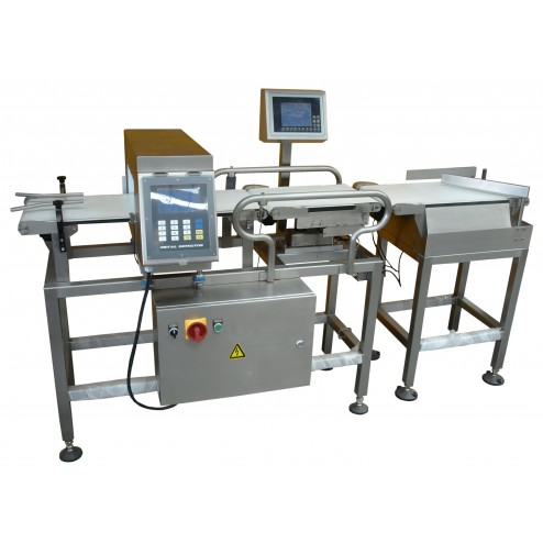 Pacific Combined Metal detector & Check Weigher