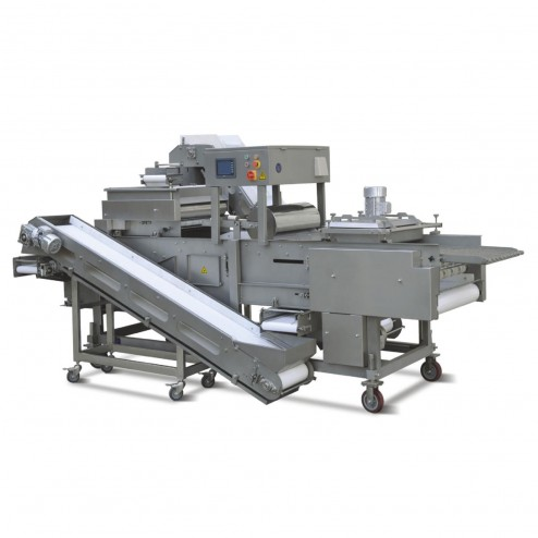 PACIFIC Japanese Panko Crumbing Machine