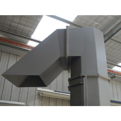PACIFIC Giraffe Vertical Screw Conveyor