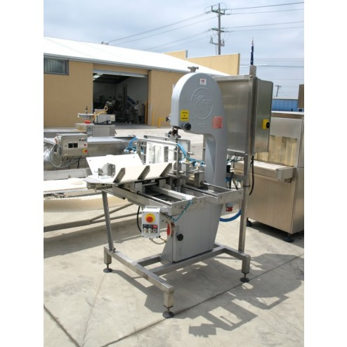 KT 400 Auto Bandsaw