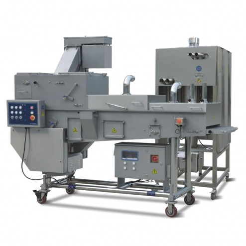 PACIFIC 600mm Preduster (Flouring Machine)