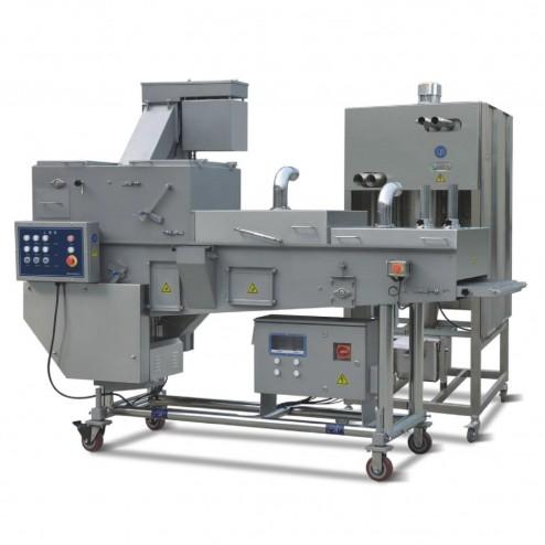 PACIFIC 400mm Preduster (Flouring Machine)