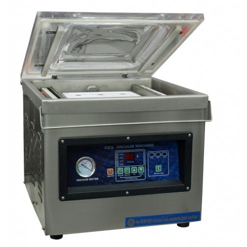 Demo PACIFIC PV-400 Benchtop Vacuum Machine