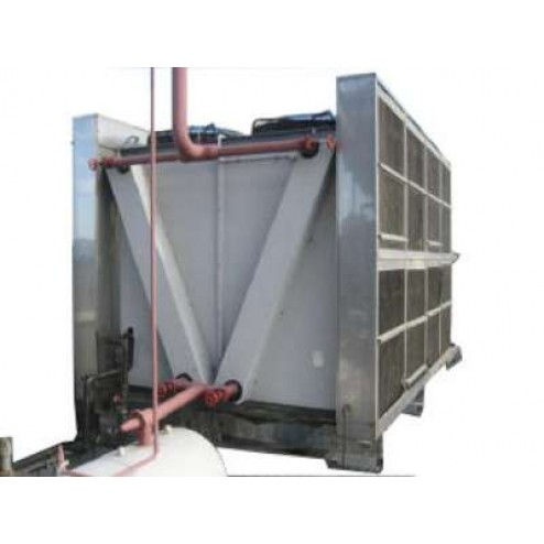 Air or Water Condenser