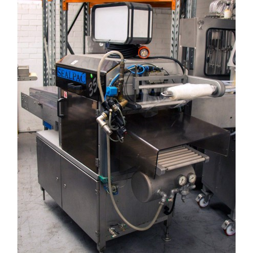 SealPac 350 Tray Sealing Line