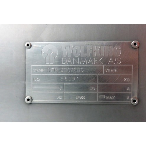 Wolfking Mixer Grinder SFG 400/200