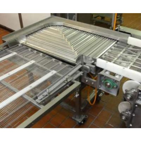 Sprematec 90D Degree Corner Conveyor