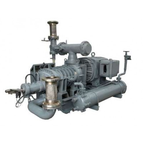 Stahl 57 Compressor, Complete with Rebuilt Motor