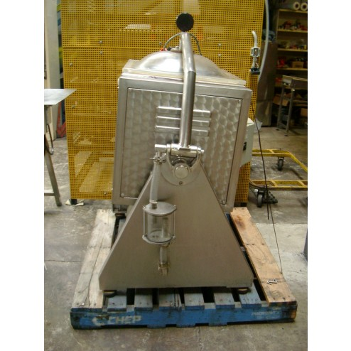 TALLERES-VAL 100L Z-Arm Mixer, with Tilt Action
