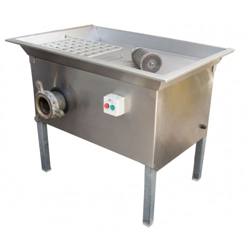 Reconditioned Butchers Stainless Steel TC52 Mincer
