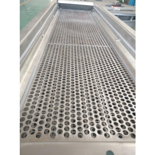 Stainless Steel Trommel Screen