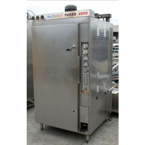 SMOKING 2200 Unit with Dial Controls (Gas Cooking)