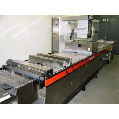 TIROMAT 3000-380 built 1990 , Stainless Steel and Aluminium