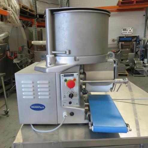 ABM F2000 Hamburger Forming Machine