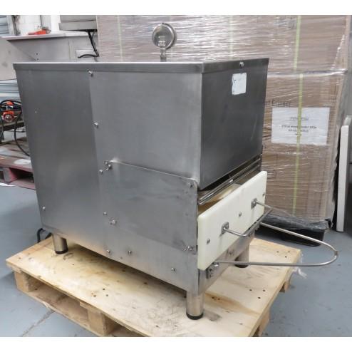 Hydraulic Schnitzel Press Flattener