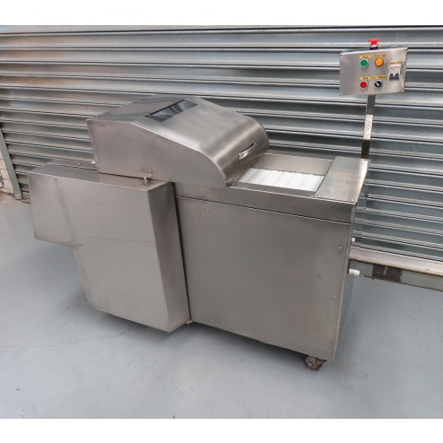 Meat & Poultry Guillotine Cutting Machine