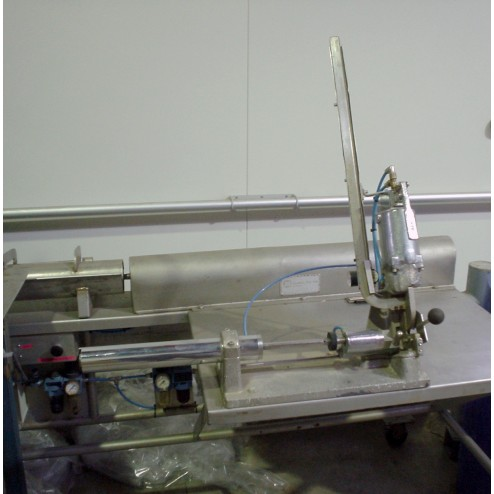 Tippertie Technoclip Double Clipping Machine