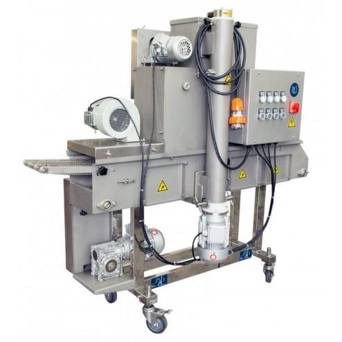 PACIFIC 200mm Preduster Machine